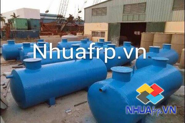 Bán bồn chứa hóa chất composite tại Hà Nội