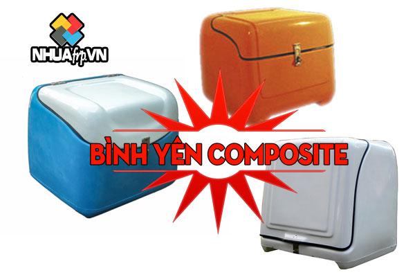 Ưu điểm và đặc tính của thùng chở hàng Composite